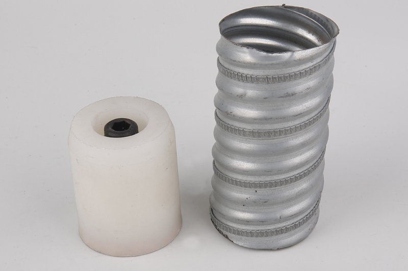 Precast Concrete Embedded Corrugate Pipe Fixing Magnets