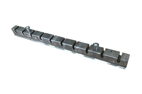 Magnetic Shuttering System with Chamfer Customization, Precast Concrete Form,Suitable For Wall Panel Rebar Out Of Mold