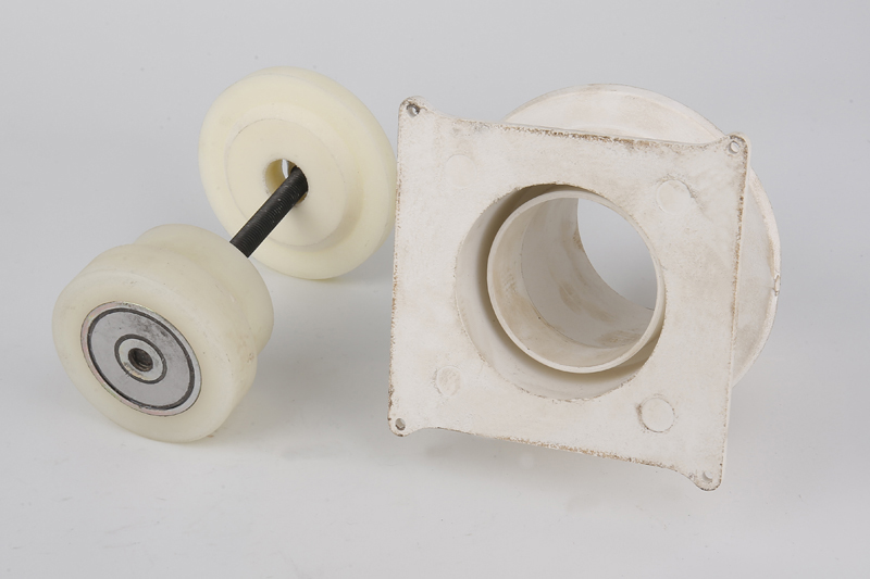 PVC Sealing Section Insert Magnet Precast Concrete Insert Fixing Magnet