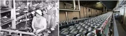 Canning in the past and present